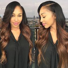 Tressence Virgin Hair Extensions