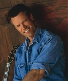 Randy Travis ♥ - Saw him twice - once at Worlds of Fun and once Sandstone in Bonner Springs, KS