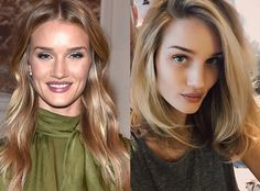 Rosie Huntington-Whiteley Gets New Haircut for New Years—See the Shorter Do!  Rosie Huntington-Whiteley