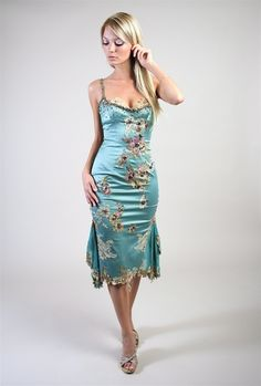my engagement party dress <3