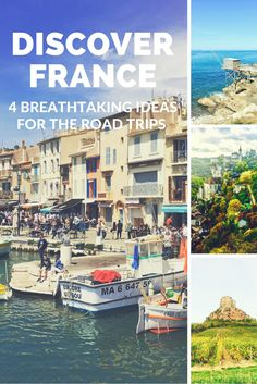 With several long weekends ahead, I thought I'd share with you some my favourite sights and hopefully will inspire you for some journeys. Most of the places are maybe a little off beaten path, but for some reasons they all took my breath away… Without further due let's start the journey of Discovering France @ C'est la vie guide