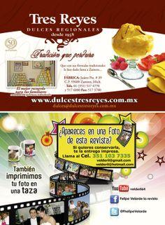 Felipe Velarde La Revista, contamos con patrocinadores de prestigio y tu negocio, cuando formará parte de nuestra cartera de clientes, comunicate via redes sociales