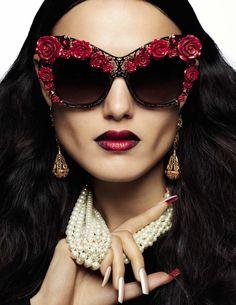Vogue Spain March 2017 - Blanca Padilla - Miguel Reveriego