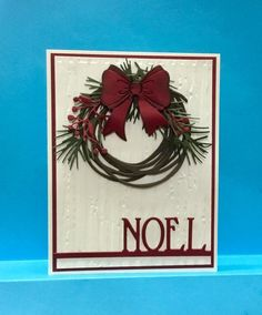 Cool Noel by jandjccc - Cards and Paper Crafts at Splitcoaststampers More