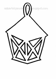 Askartelijan idealaari: Kaavoja töihin Christmas Handprint Crafts, Christmas Arts And Crafts, Preschool Christmas, Simple Christmas, Hobbies And Crafts, Diy And Crafts, Crafts For Kids, Ramadan Decorations, Christmas Decorations
