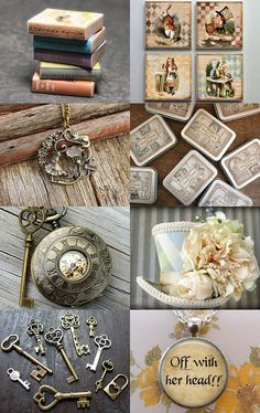 Alice in wonderland --Pinned with TreasuryPin.com