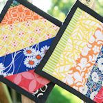 free potholder patterns from tipnut!  xmas is in the bag!   #diy #sewing #quilt
