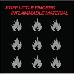 Stiff Little Fingers released 'Inflammable Material' today in #music #history, 2 February #1979. #StiffLittleFingers #punk #70s #Spinogle