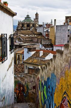 Granada, Spain (one of the most beautiful cities in the world)