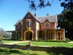 897 Burnt Clay Road, Longerenong, Horsham, Vic 3400 Natural Building, Homesteads, Old Barns, Abandoned Mansions, Victorian Homes, Old Houses, Villas, Bobs, Villa
