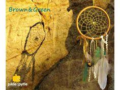 Lapač snů . Kreativní sada pro DIY výrobu lapače snů. Dream Catcher, Sad, Brown, Home Decor, Dreamcatchers, Decoration Home, Room Decor, Brown Colors, Home Interior Design