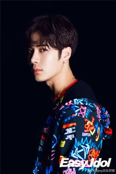 Jackson for Easy Idol Magazine. Got7 Jackson, Wang Jackson, Jackson Wang Funny, Youngjae, Kim Yugyeom, Jaebum, Jinyoung, Girls Girls Girls, Btob