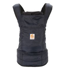Ergobaby Travel Collection Ergo Baby Carrier - Stowaway Navy |  Amazing Christmas Gift  www.duematernity.com