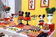 Atelier de Festas: Festa Mickey e Minnie