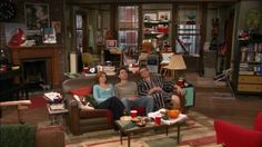 Ted Mosby's apartment from How I Met Your Mother. | 18 TV Apartments And Houses You Wish You Lived In