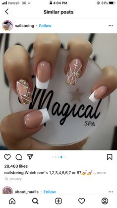 Feel Good Quotes, Pretty Nail Art, Elegant Nails, Toe Nail Designs, Bridal Nails, Short Nails, Toe Nails, Hair Beauty, Make Up