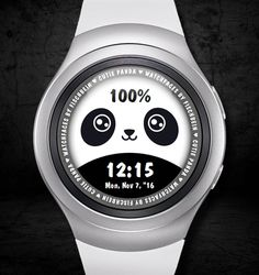 Cutie Panda – Watchfaces by Fischbein Smart Watch, Panda, Box, Life, Style, Swag, Smartwatch, Snare Drum, Pandas