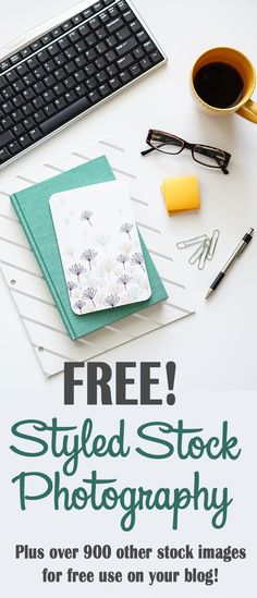 She has a HUGE collection of FREE photos to use on your blog!
