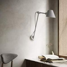 Swing Arm Wall Light, Electrical Fittings, Task Lighting, Wall Lights, Indoor, Design, Home Decor, Table Lamp Shades, Interior
