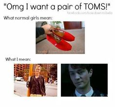yeah pretty much. Tom Riddle. Tom Felton.