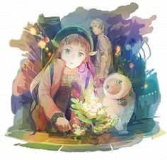 Elle, Rolo & Ludger, Tales of Xillia 2