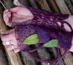 Fairy Cuffs,Love these and the color is gorgeous!