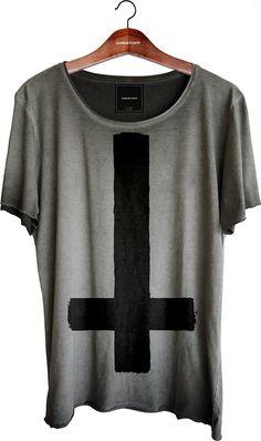Camiseta Relax - Invert Cross