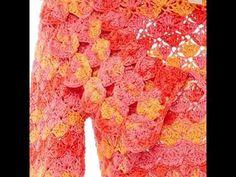 DIY:Autumnal crochet pattern