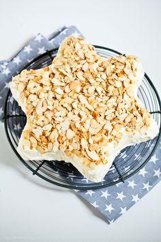 Applewood House - Good food and all things fine: Ein Stern am Kuchenhimmel ♥ Mandel-Zimt-Kuchen mit Olivenöl