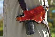 Andrews Custom Leather American Handgunner   American Handgunner