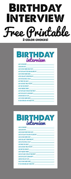 Free-Birthday-Interview-Printable.jpg 280×700 pixels