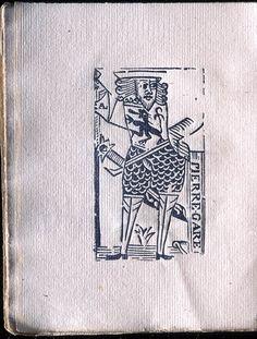 Alfred Jarry. César-Antechrist. - Paris: Éditions du Mercure de France, 1895
