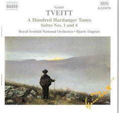 Den Klassiske cd-bloggen: Tveitt-premiere på cd