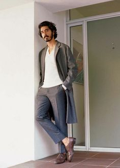 Dev Patel by Wai Lin Tse for InStyle, December 2016 // celebrity crush, south asian indian men style fashion