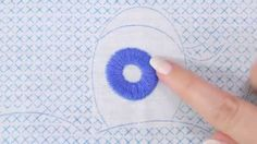How to embroider with the Satin Stitch