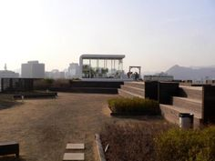 8 Rooftop Gardens and Restaurants in Seoul