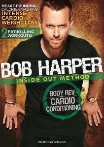 The Biggest Loser Bob Harper Cardio Conditioning DVD only $4.99 right now!