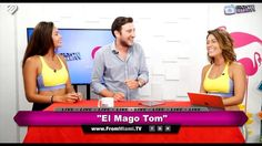 Mavez vous déjà vu faire de la magie en anglais ? :) Extrait de mon passage TV à Miami .. #FrenchAccent :) Full vidéo sur ma page Facebook #miami #us #usa #tomlemagicien #magicien #magic #magie #magician #ipadmagic #magiedigitale #digitalmagic Tom Le Magicien une animation pour mariage une idée une inspiration pour mariage pour vin d'honneur cocktail repas et dîner de mariage à Lille dans le Nord.