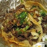 Carne Asada Tacos -(Supposed to taste like King Taco)