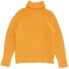 Pre-owned Hermès Cashmere Jumper (14,040 PHP) ❤ liked on Polyvore featuring tops, sweaters, orange, women clothing knitwear, yellow cashmere sweater, cashmere jumpers, cashmere top, orange jumper and cashmere sweater