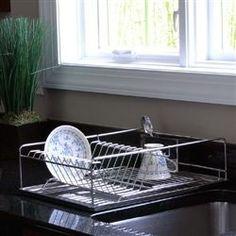 Oxo Good Grips Folding Stainless Steel Dish Rack Adorable Amazon  Oxo Good Grips Folding Stainlesssteel Dish Rack Inspiration Design