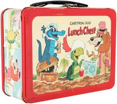 www.hakes.com - Lunch Boxes Photo (34929214) - Fanpop Lunch Box Thermos, Vintage Lunch Boxes, Cool Lunch Boxes, Metal Lunch Box, Just Lunch, Out To Lunch, Lunch Time, Lunch Box Image, School Lunch Box