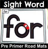 Have fun learning sight words with these road mats. Each of the Pre Primer words are represented on their own road mat for students to use motor skills to practice tracing each word by driving a small toy car over the words! Learning Sight Words, Sight Word Activities, Fun Learning, Kindergarten Reading Activities, Kindergarten Classroom, Kindergarten Centers, Classroom Resources, Teaching Reading, Preschool Activities
