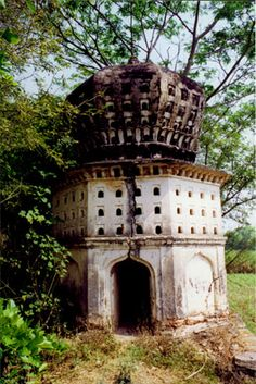 dovecote in need of restoration