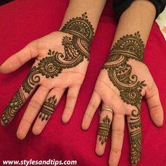 Henna Hand Designs, Mehndi Designs Finger, Latest Arabic Mehndi Designs, Henna Tattoo Designs Simple, Full Hand Mehndi Designs, Mehndi Designs For Girls, Mehndi Designs For Beginners, Mehndi Designs For Fingers, Latest Mehndi Designs
