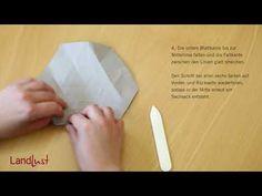 Landlust – Make folding paper stars Origami Design, Origami Diy, Origami Simple, Kids Origami, Origami Tutorial, Origami Paper, Origami Butterfly, Origami Stars, Origami Flowers