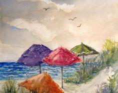 umbrella art painting - Google Search