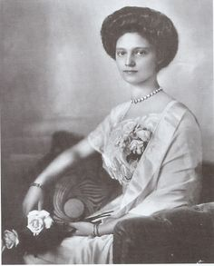Empress Zita of Austria-Hungary, nee Princess Zita of Bourbon-Parma (9 May 1892--14 March 1989), wife of Karl, last emperor of Austria-Hungary and, thus, the last empress in Europe.