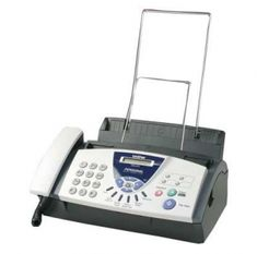 Brother Personal Fax, Phone, and Copier. The most popular Fax machine, its dependable and gets the job done for any small or large office. Brother Printers, Caller Id, Layout, Printer Scanner, Cool Things To Buy, Stuff To Buy, Office Phone, Landline Phone, Shopping