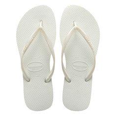 Sandálias Havaianas Slim Branco - havaianas
